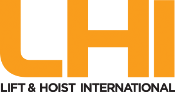 Lift and Hoist International | Industrial Lifting Trade Magazine Logo